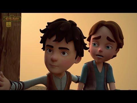 Emiray 18. Bölüm Trt Çocuk çizgi film