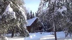 Location de chalets en villégiature en Abitibi-Témiscamingue