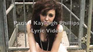 Paris - Kayleigh Phillips Lyrics