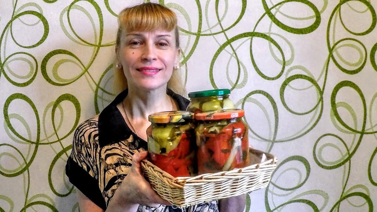 рецепт заготовки на зиму из болгарского перца