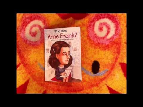 """Book  Review """"Who Was Anne Frank"""""""