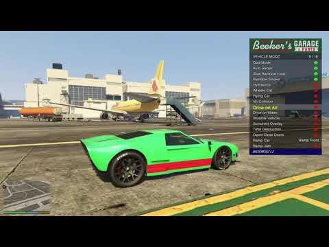 FREE] GTA 5 PS4 Mod Menu Wildemodz + Download - YouTube