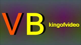 Introducing VBkingofvideo colorful intro awesome sounds animation 1080p HD
