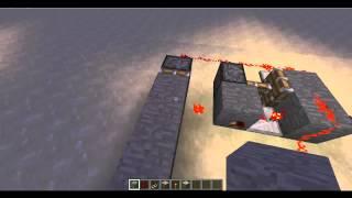 minecraft Flawless smart piston