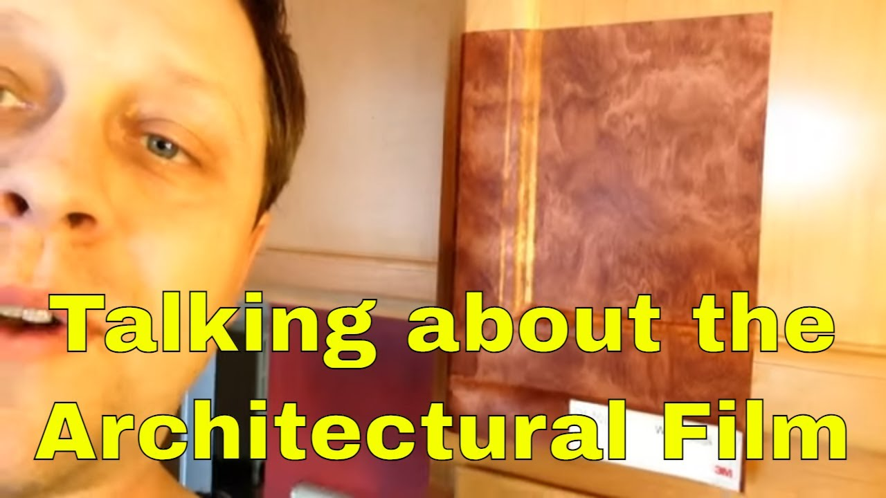 Kitchen Cabinet Vinyl Wrap Part - 19: Cabinet Wrap 3M DI-NOC™ Architectural Finishes - Rm Wraps.com - YouTube