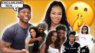 EXPOSING YOUTUBER TEA ON TRAPPED WITH THE PRINCE FAMILY