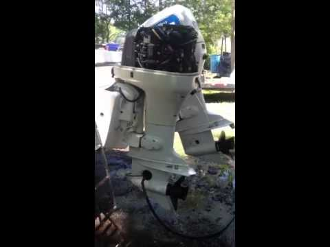 2000 175 evinrude ficht outboard problems