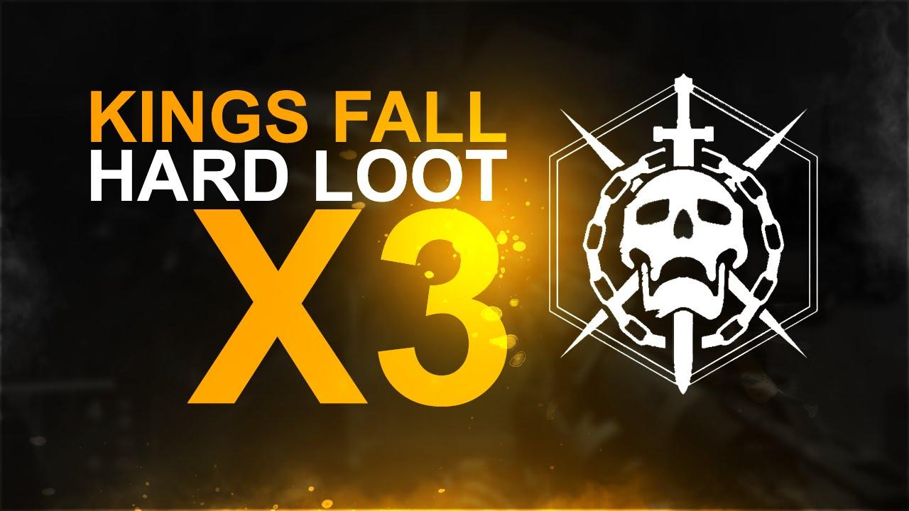 Destiny Kings Fall Loot Table