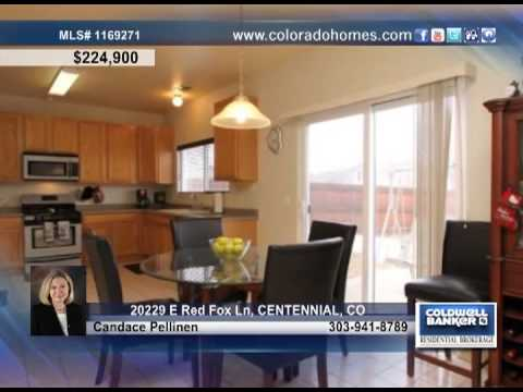 Home for sale in CENTENNIAL, CO | $224,900