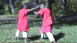 Basic Drills - The World Of African Martial Arts - Part 1: Ahati Kilindi Iyi