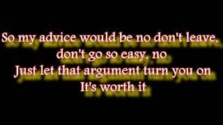 Usher - Lessons for the Lovers (lyrics)