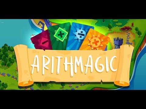 Arithmagic - Math Wizard Game Trailer | Android & iOS