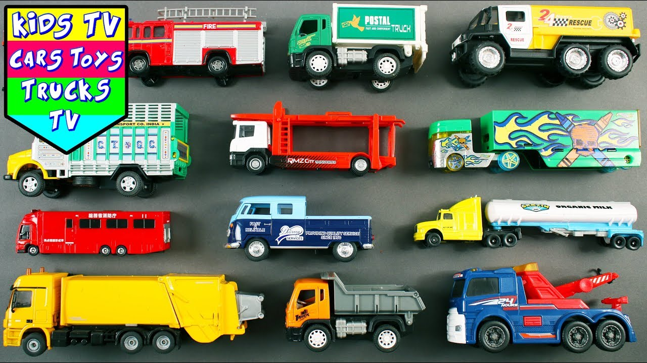7111d3dced Trucks For Kids Children Babies Toddlers