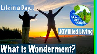 What is WONDERMENT? - How to Live JOYfully Everyday