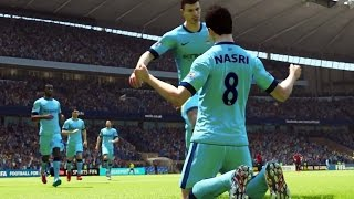 FIFA 15 - Manchester City Trailer (PS4/Xbox One)