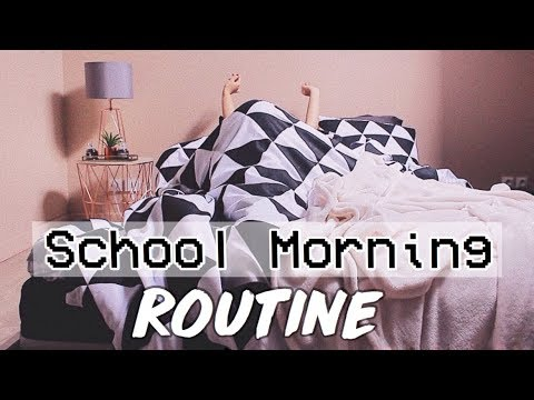MA MORNING ROUTINE pour les cours - TheDollBeauty