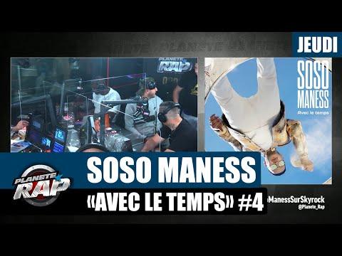 Youtube: Planète Rap – Soso Maness«Avec le temps» Sonny Blvck, Chaibotch, Mortadon, Longo V2K… #Jeudi