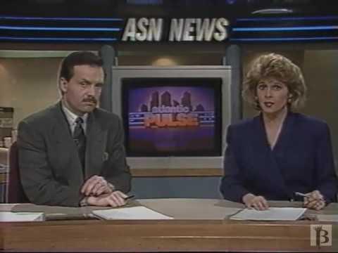 ASN News Clip - Ron Kronstein, Jill Krop (Incomplete) 1991
