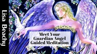 Guardian Angel - Meet Your Guardian Angel Guided Meditation Video