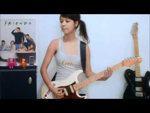 Juliana Vieira: Smoke on the water  w/ SOLO (Cover)