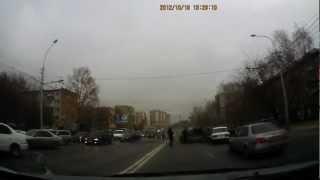 Дтп на Богаткова Новосибирск