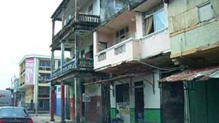 Colon, Panama in all it's glory