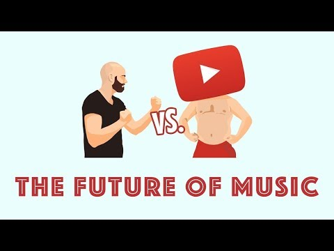 The Future of Music | Me vs. the Internet