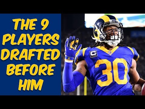 Who Were The 9 Players Drafted Before Todd Gurley? Where Are They Now?
