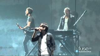 Linkin Park - Papercut (Madison Square Garden 2011) HD
