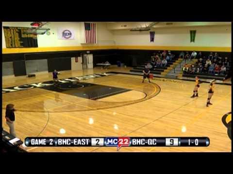 Brianna Bonner Black Hawk College RS #16 - Game 2