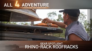 Gear Spotlight: Rhino-Rack Roofracks ► All 4 Adventure TV
