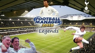 GREATEST LEGENDS - Football manager 2010