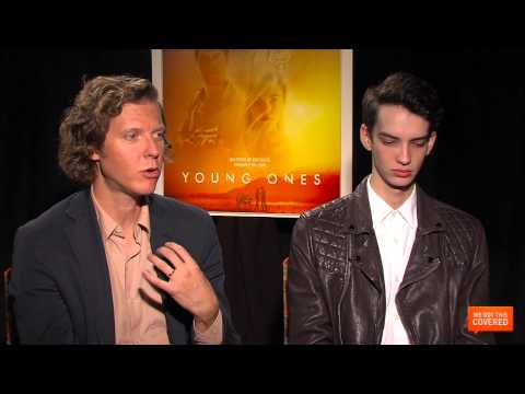 Young Ones Interview With Kodi Smit-McPhee and Jake Paltrow ...