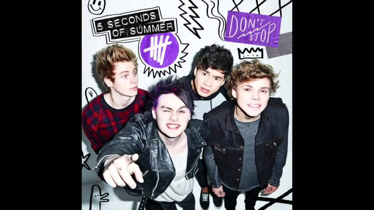 5 Seconds Of Summer - Wrapped Around Your Finger (Extended Preview)