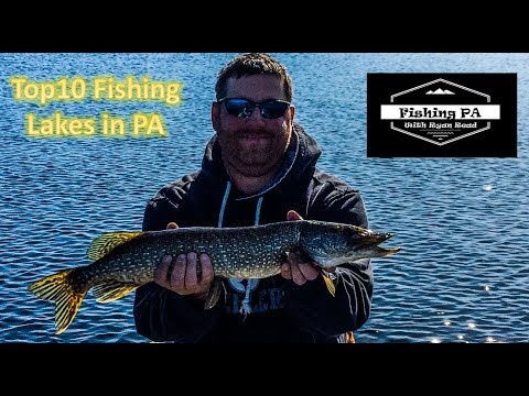 My Top 10 Lakes In Pennsylvania