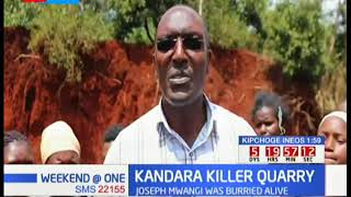 Man killed in a quarry in Murang\'a