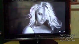 Ремонт блока питания TV Samsung