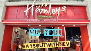 c6264407170 TOY HEAVEN! VIP TOUR OF HAMLEYS