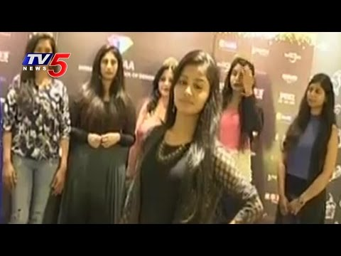 Miss & Mrs. India Asia-Pacific 2017 Auditions Held in Hyderabad | TV5 News