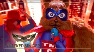 House of the Rising Sun - The Animals | Eichhörnchen Performance | The Masked Singer | ProSieben