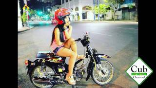 Download Video Sexy Women with Honda C70 Modified | Cub Series Channel MP3 3GP MP4