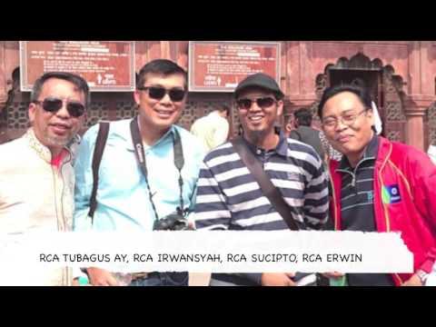 SUCIPTO RCA K-LINK -  TRIP MUMBAI   DELHI   AGRA