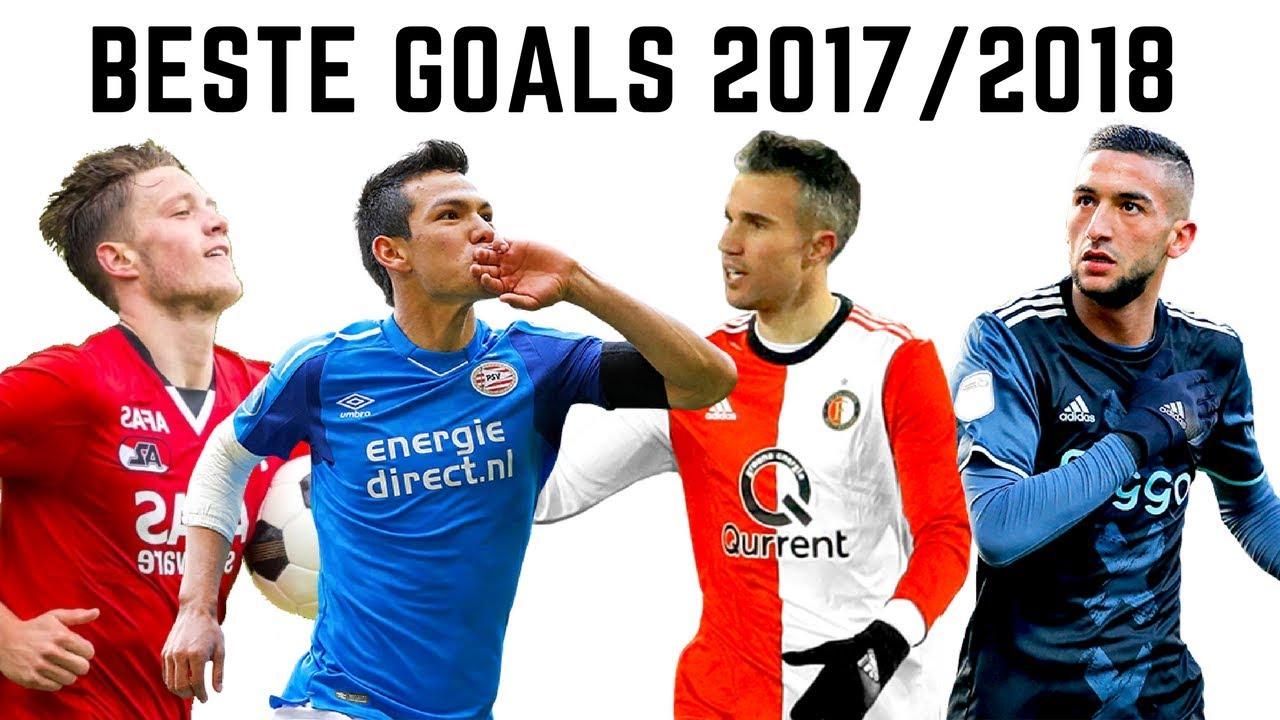 Top 50 Goals Eredivisie 20172018