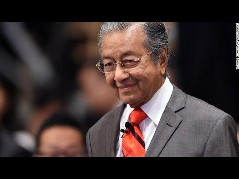 Detik Terakhir Tun Mahathir sebagai Perdana Menteri Ke-4