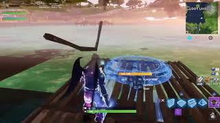 How to get under the map in fortnite