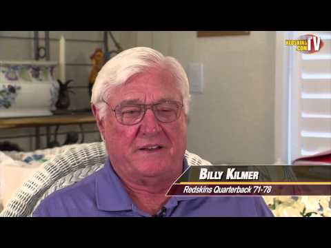 Sonny Jurgensen & Billy Kilmer Talk Redskins Draft