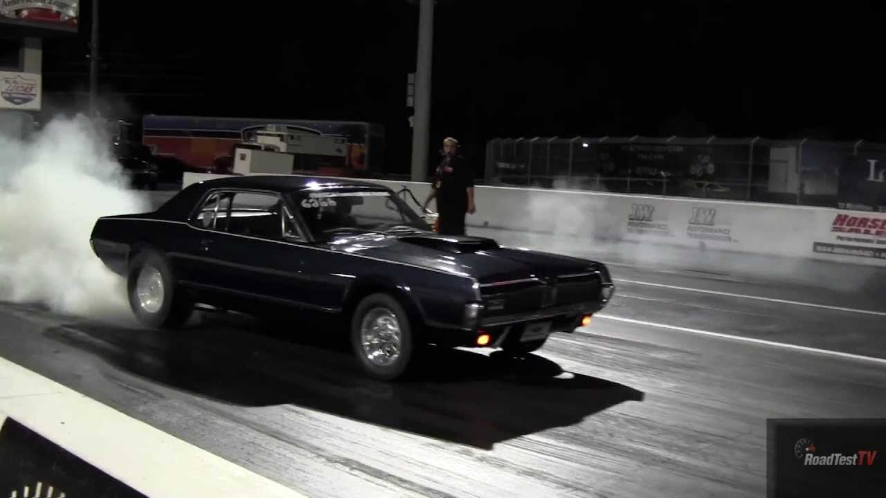 Supercharged Roush Mustang Vs 1967 Cougar Who Wins 1