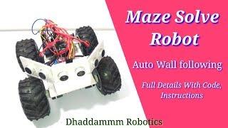 ROBOT MAZE SOLVING video, ROBOT MAZE SOLVING clips, nonoclip com