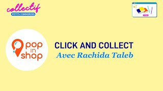 Click & Collect avec POP IN SHOP