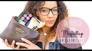 ♡Ce que j'emporte comme maquillage en Vacances Thumbnail
